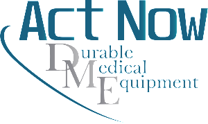 Act Now DME Logo